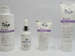 Cosmetice pentru un ten fără acnee