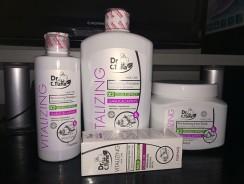 Şampon şi mască de păr pentru creşterea părului